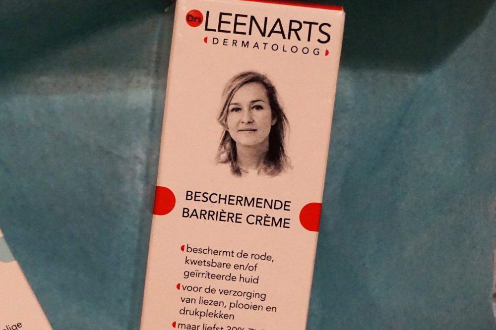 Beschermende barrière crème dr leenarts