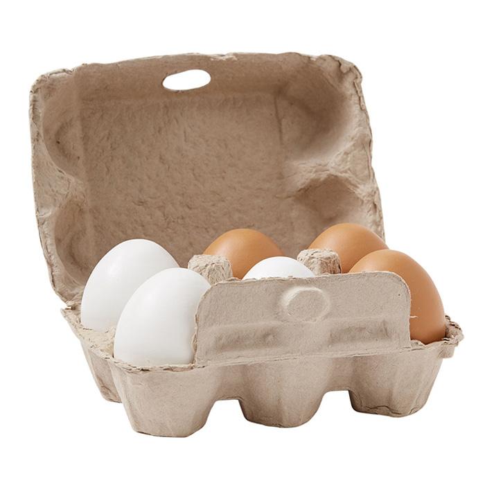 Houten eieren - Kidsdeco.nl