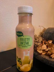 Fruity drink - Artichoke, spinazie and nettle