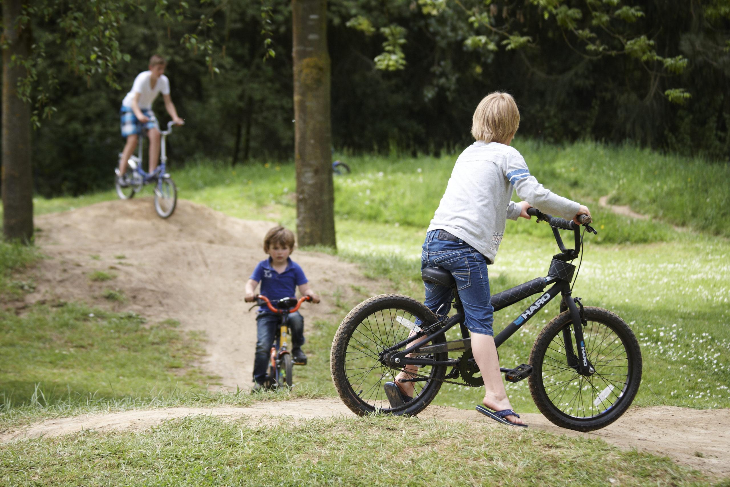 Fietscrossbaan - Recreatiepark De Leistert