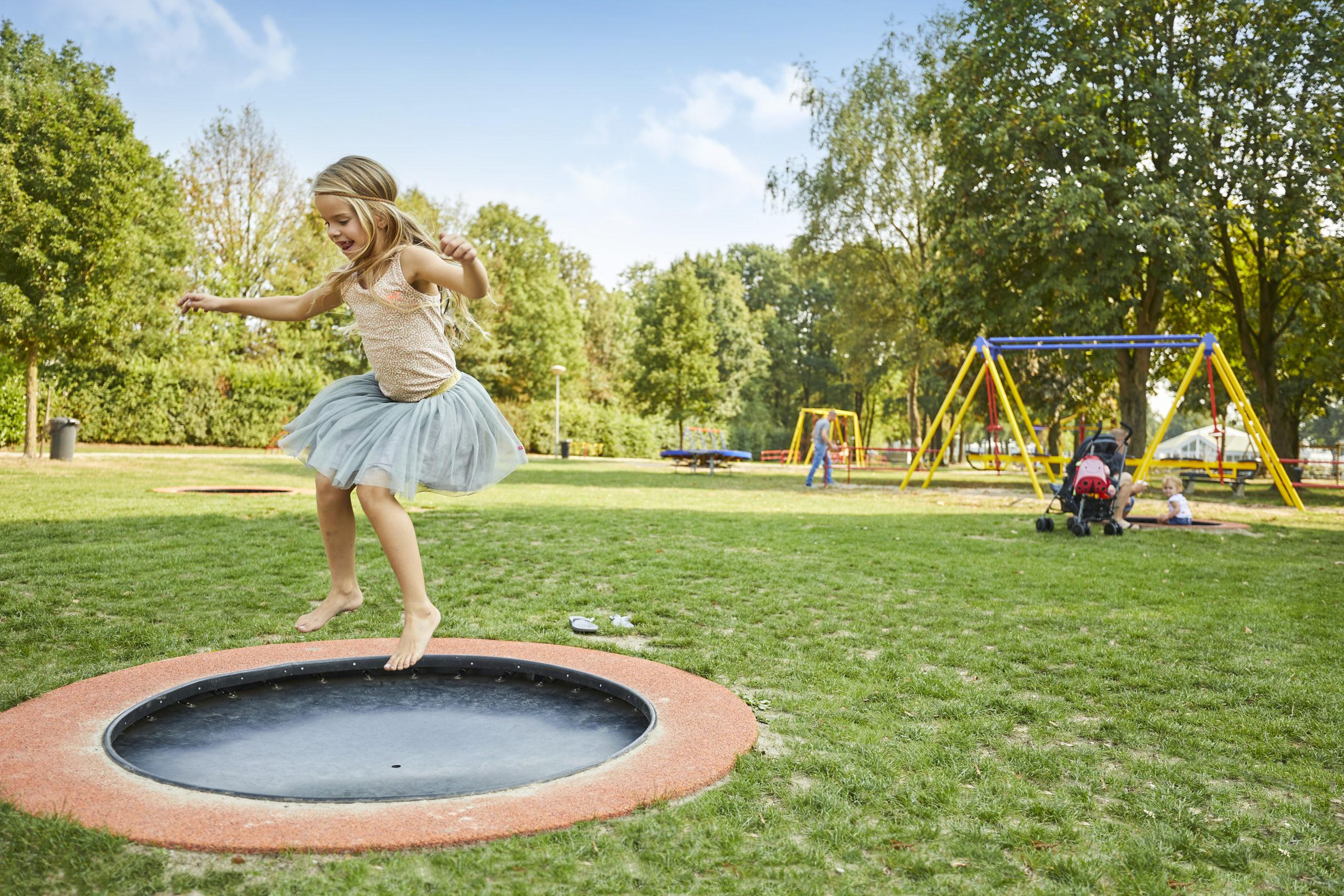 Grote Speeltuin - Recreatiepark De Leistert