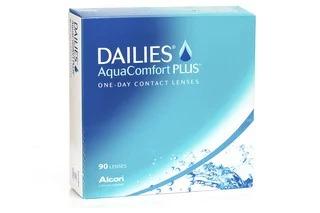 Dailies AquaComfort Plus (90 lenzen)