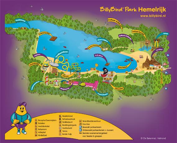 Hemelrijk - Plattegrond   10 leuke speeltuinen in Gelderland & Noord-Brabant