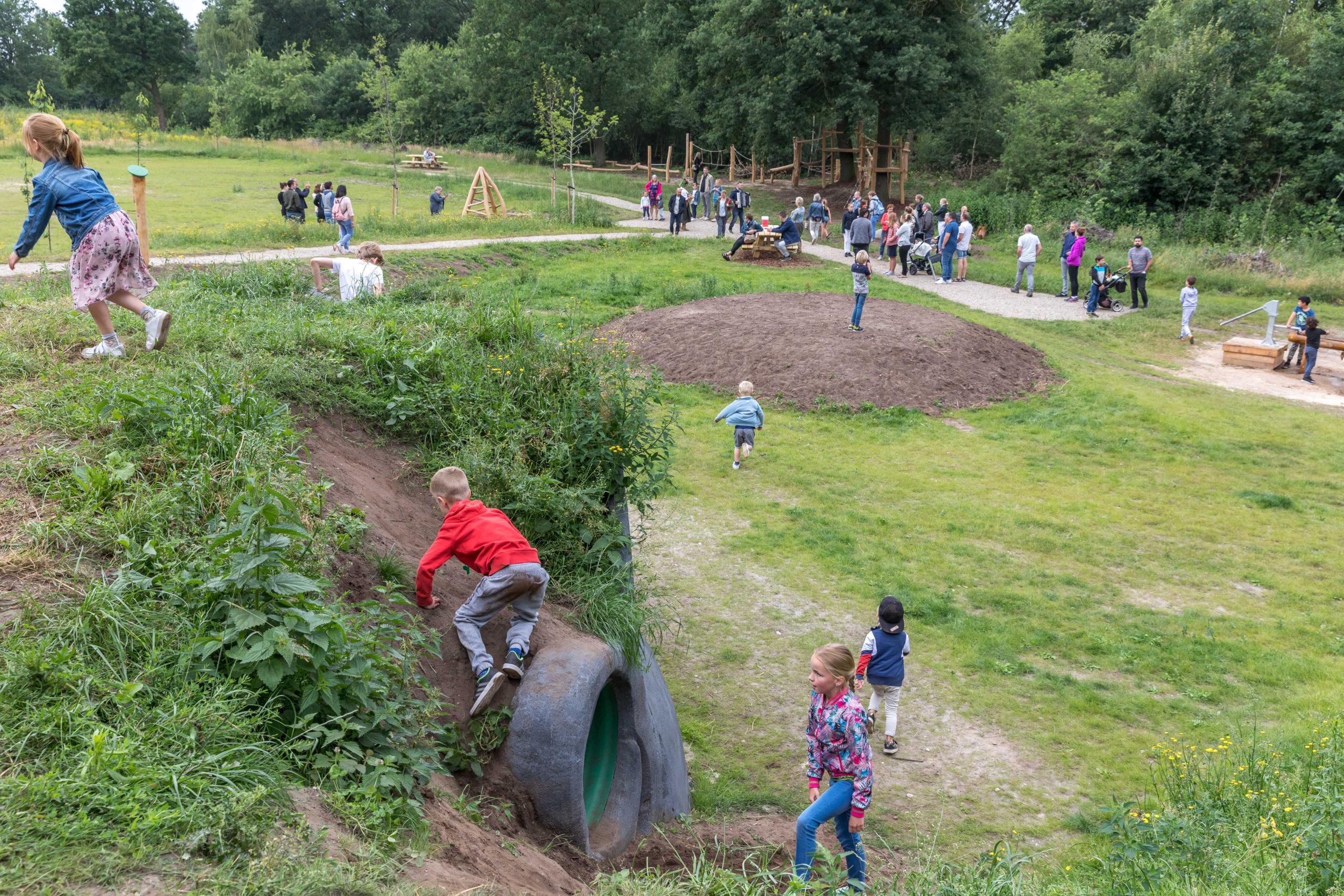 Maashorst Speelbos Uden   10 leuke speeltuinen in Gelderland & Noord-Brabant