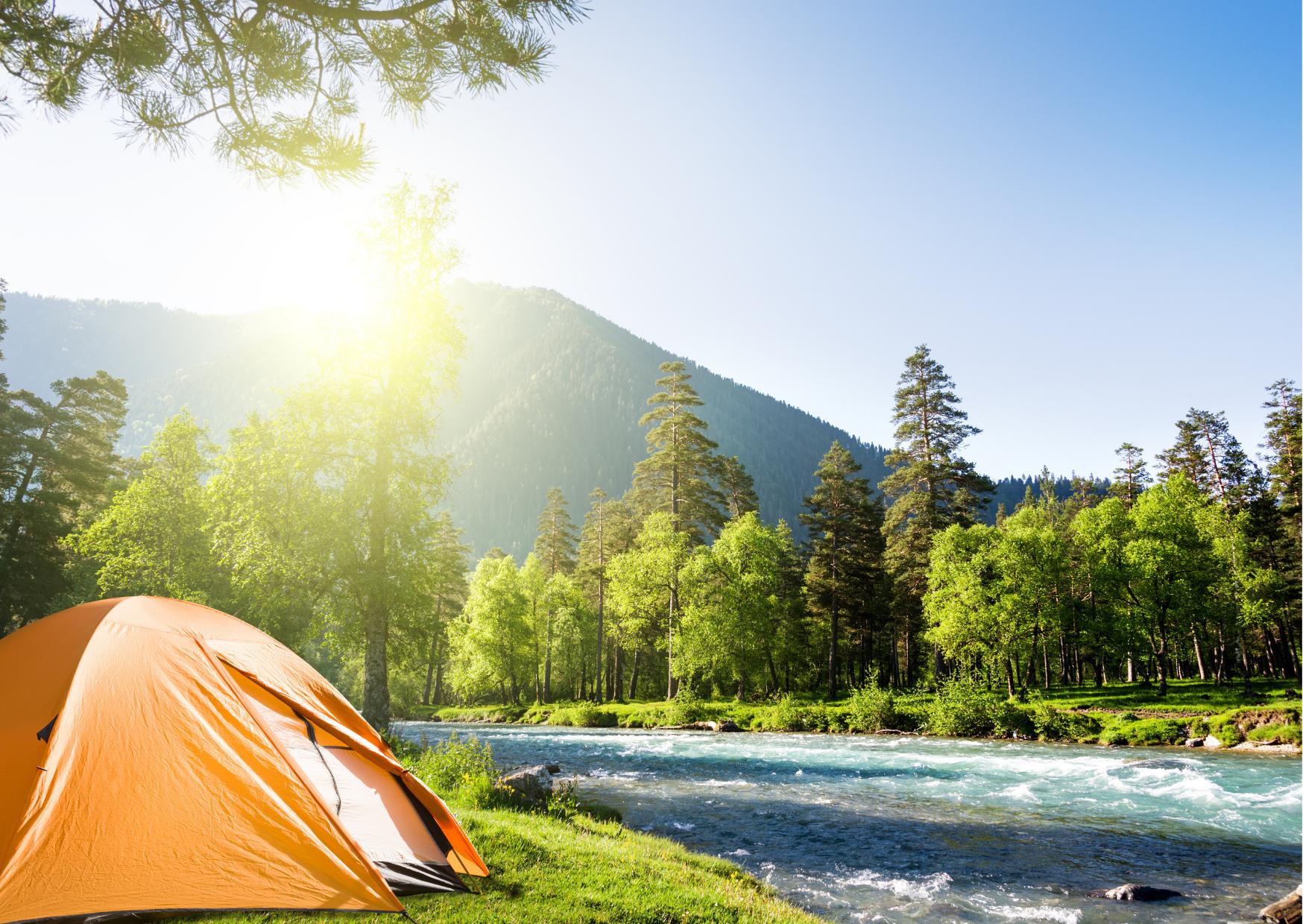 Tent | Een vakantie op de camping voor het hele gezin