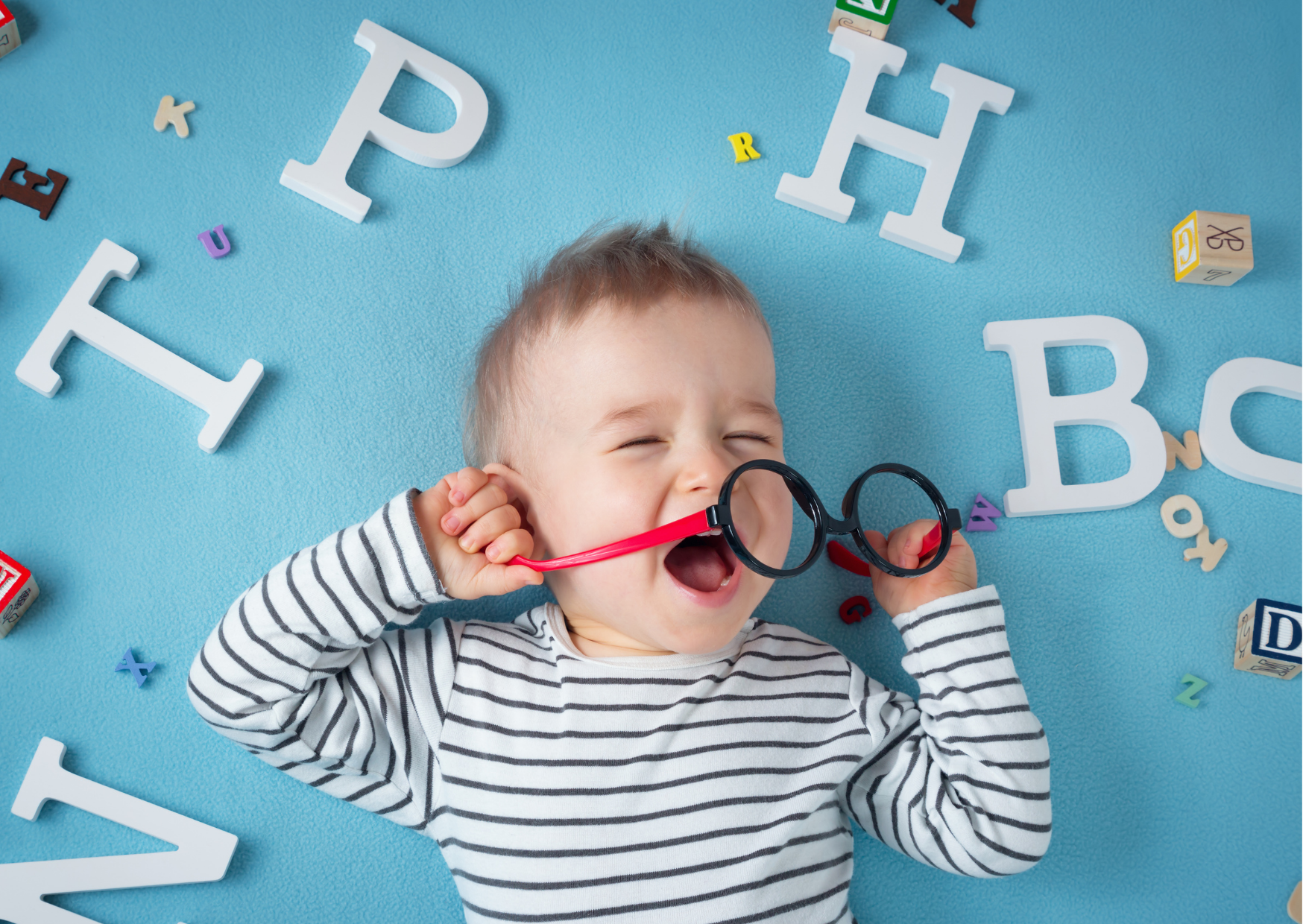 Baby | 8x taalontwikkeling van je baby stimuleren
